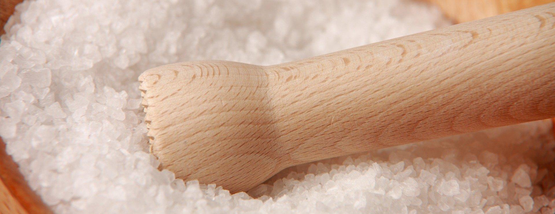 В Волгограде наладили импортозамещение соли