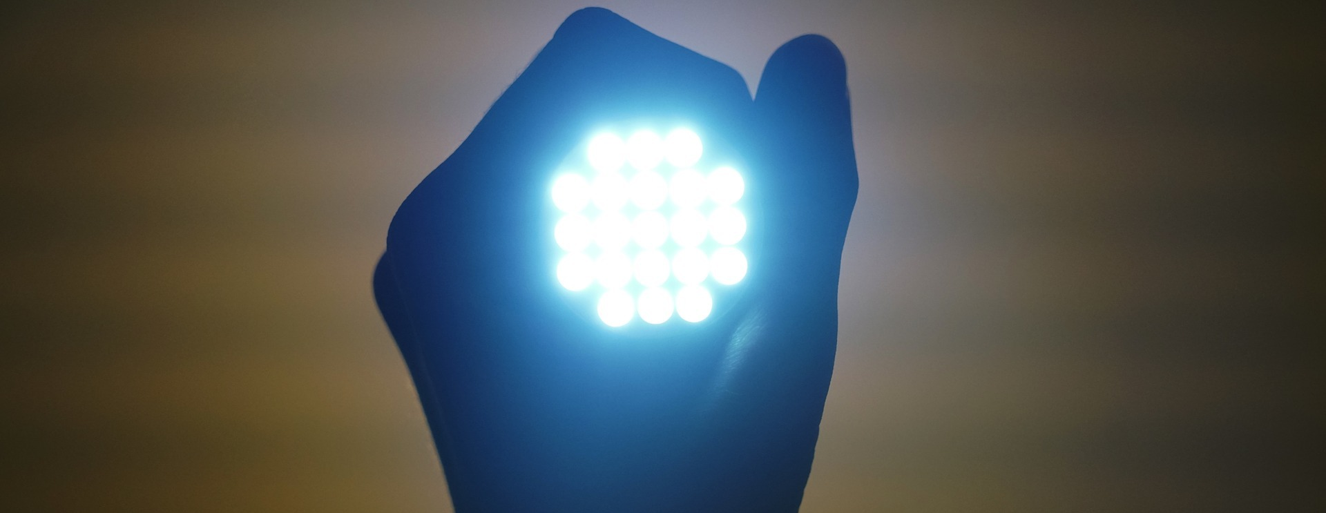 For the first time in Russia, LEDs of Russian origin are being produced
