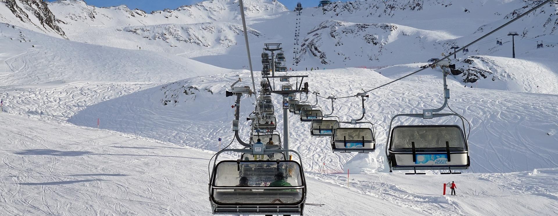 阿赫兹滑雪场的游客数量增加了5倍。